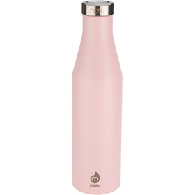 MIZU S6 Enduro LE Flasche 600ml with Stainless Steel Cap soft pink